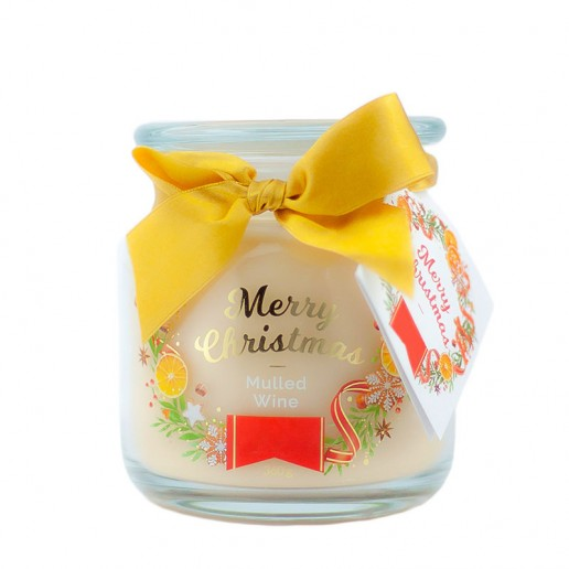 Mulled Wine Scented Candle in Medium Jar