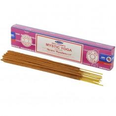 Mystic Yoga - Satya Hand rolled Incense Sticks
