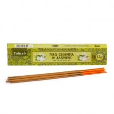 Nag Champa & Jasmine - Tulasi Hand rolled Incense Sticks packet