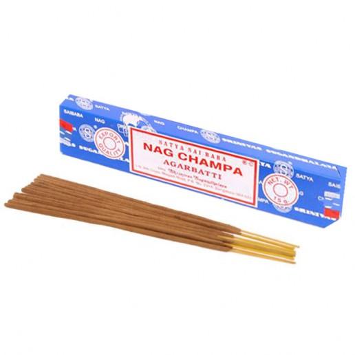 Nag Champa - Satya Incense Sticks