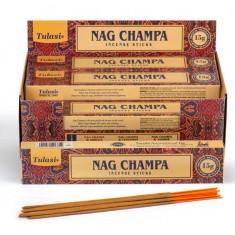 Nag Champa - Tulasi Hand rolled Incense Sticks