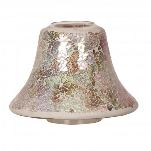 Natural Crackle Yankee Candle Jar Lamp Shade