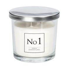 No 1 Double Wick Candle