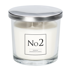 No 2 Double Wick Candle