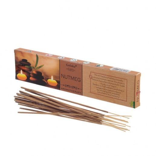 Nutmeg - Goloka Incense Sticks