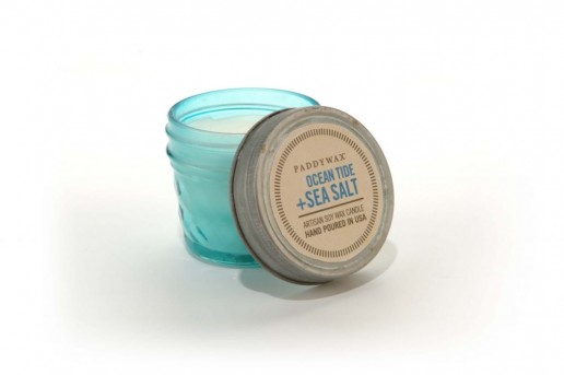 Ocean Tide & Sea Salt Small Jar - Relish Vintage Paddywax Candle