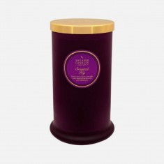 Oriental Fig - Tall Pillar Jar Candle