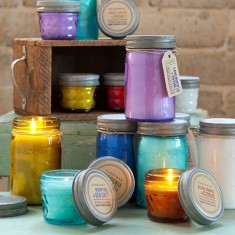 Paddywax Candles Relish Jar Collection