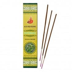 Patchouli - Ayurvedic Masala Incense Sticks