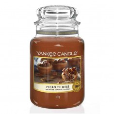 Pecan Pie Bites - Yankee Candle Large Jar