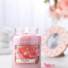 Yankee Candle Peony Large Jar