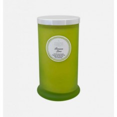 Persian Lime  - Tall Pillar Jar Candle