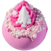 Pink Christmas - Large Bath Bomb Cosmetics