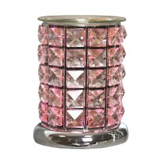 Pink Crystal - Electric Wax Melt Burner