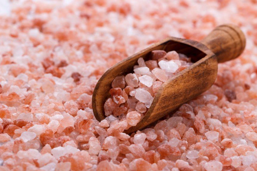 Pink Himalayan Salt Granules