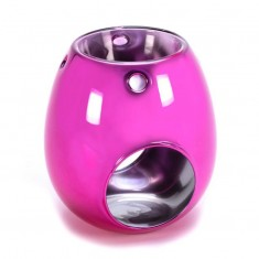 Pink Metallic - Wax Melt Burner