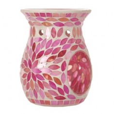 Pink Petals Wax Melt Oil Burner