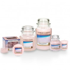 Pink Sands Yankee Candle Scented Candles