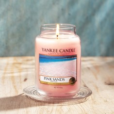 Pink Sands - Yankee Candle Large Jar1