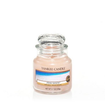 Pink Sands - Yankee Candle Small Jar