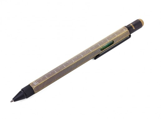 Troika Construction Pen Gentelman - Black/Gold