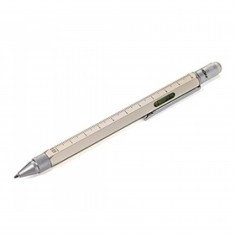 Troika Construction Pen - Gold