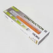 Troika Construction Pen - Orange