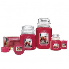 Pomegranate Gin Fizz - Yankee Candle Christmas Festive Scents