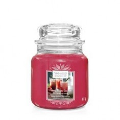 Pomegranate Gin Fizz - Yankee Candle Medium Jar