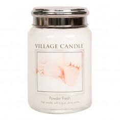 Powder Fresh - Village Candle Large Jar