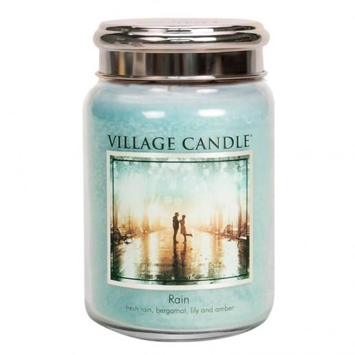 Rain - Village Candle Large Jar