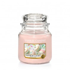 Rainbow Cookie - Yankee Candle Medium Jar