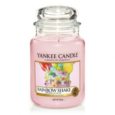 Rainbow Shake - Yankee Candle Large Jar