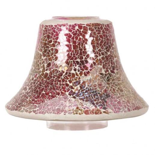 Raspberry Crush Lustre Yankee Candle Jar Lamp Shade