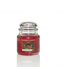 Red Apple Wreath - Yankee Candle Medium Jar