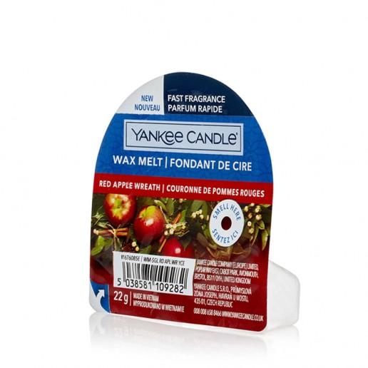 Red Apple Wreath - Yankee Candle Wax Melt