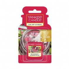 Red Raspberry -Yankee Candle Car Jar Ultimate