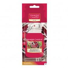 Red Raspberry -Yankee Candle Car Jar