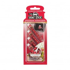 Red Raspberry -Yankee Candle Car Vent Stick