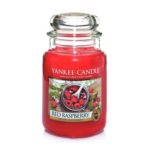 Red Raspberry - Yankee Candle Large Jar