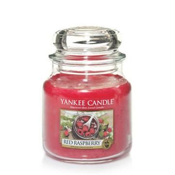 Red Raspberry - Yankee Candle Medium Jar