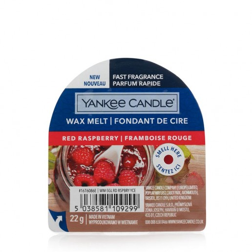Red Raspberry -Yankee Candle Wax Melt