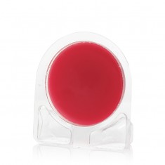 Red Raspberry -Yankee Candle Wax Melt Open