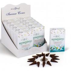Refreshing - Stamford Incense Cones box