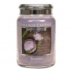Relaxation - Village Candle Large Jar