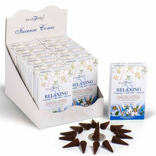 Relaxing - Stamford Incense Cones