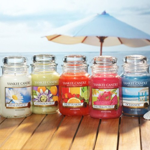 Retired Yankee Candle Scents Candlemania Ie