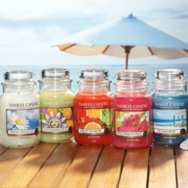 Retired Yankee Candle Scents