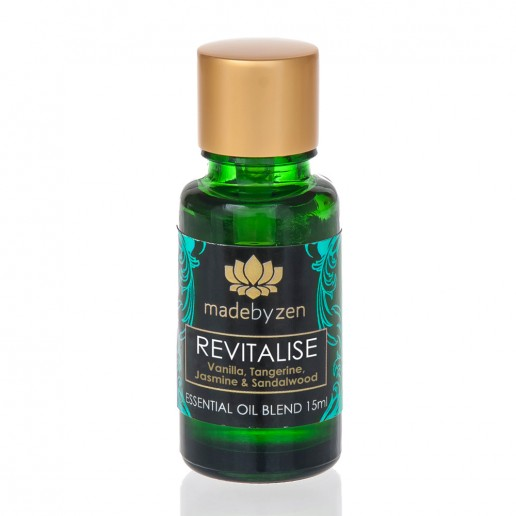 Revitalise - Essential Oil Blend Made By Zen