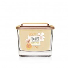 Rice Milk & Honey - Small Jar Elevation Collection Yankee Candle
